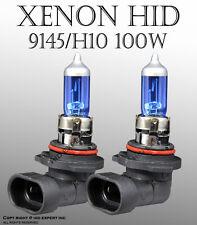 JDM H10/ 9145 100W pair Fog Light Xenon HID Super White Replacement Bulbs KG1157