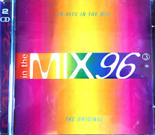 IN THE MIX 96 VOL 3 - 2 X CDS OLDSKOOL 90S DANCE IBIZA TRANCE HOUSE CDJ DJ