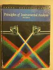 Principles of Instrumental Analysis by F. James Holler, Douglas A. Skoog and...