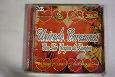 Uniendo Corazones Con Tus Grupos De Siempre Music CD
