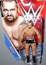Rusev WWE 2016 Smack Down Wrestling Action Figure NIB Mattel NIP WWF