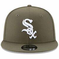 New Era 9Fifty Olive MLB Basic Chicago White Sox Snapback