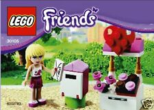 Lego Friends Exklusiv-Set 30105 Stephanie Briefkasten Mailbox