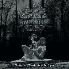 Yaotl Mictlan - Dentro del Manto Gris de Chaac CD 2010 nature black metal