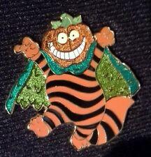 Disney Cheshire Cat Orange 2008 World of Disney Mystery Halloween LE Pin