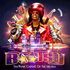 BOOTSY COLLINS - THA FUNK CAPITOL OF THE WORLD  (CD)