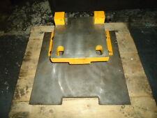 Geka 165 ton Ironworker Table