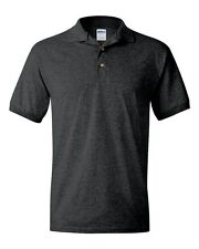 PEACHES PICK GILDAN NEW Mens Size S-5XL 50/50 Jersey Knit Polo Sport Shirt 8800