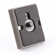 DSLR Camera Tripod Quick Release QR Plate For Manfrotto 200PL-14 496/352RC/308RC