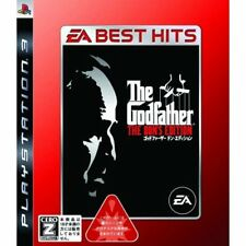 Used PS3 The Godfather: The Don's Edition EA Best Hits Japan Import