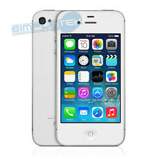APPLE IPHONE 4S 16 GB WHITE GRADE A + ACCESSORIES + WARRANTY 4 MONTHS PRODUCT