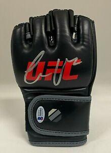 Conor McGregor Signed UFC MMA Glove Autographed Beckett BAS WITNESSED Hologram