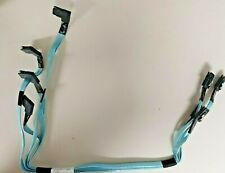 HP QUAD MINI SAS SFF-8087 CABLE ASSEMLBY FOR HPE PROLIANT DL380 G9 781579-001