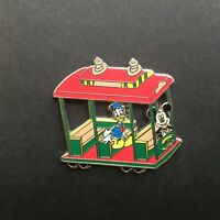 WDW - 35 Magical Years - Main Street Trolley - Donald & MickeyDisney Pin 50686
