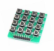 4x4 4*4 Matrix Keypad Keyboard module 16 Botton mcu For Arduino atmel Stmap S1/2