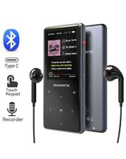 MP3 Player, 16GB Player With Bluetooth 4.2, Music Player With FM Radio, One
