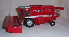 1/64 Scale Models Massey Ferguson 8590 Rotary Farm Toy Combine Diecast