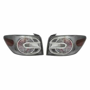 FITS FOR MAZDA CX-7 2010 2011 2012 REAR TAIL LAMP RIGHT & LEFT PAIR SET
