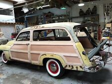 1949 1950 1951  Ford  Mercury Woodie Station Wagon Wood Set Kit