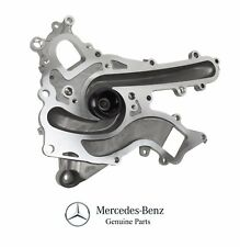 For Mercedes W166 R172 W204 W207 W212 C300 Engine Water Pump Genuine 2762001301