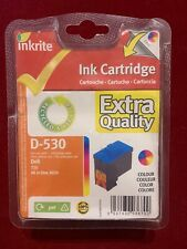 Inkrite D-530 Colour Ink Cartridge for Dell 720 & All In One A920