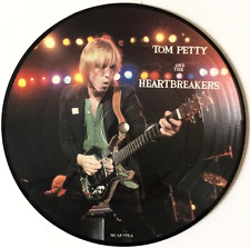 """TOM PETTY AND THE HEARTBREAKERS - Refugee (7"""") (Picture Disc) (VG/NM)"""