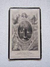 IMAGE MORTUAIRE : Marguerite FRAISSE, 1890