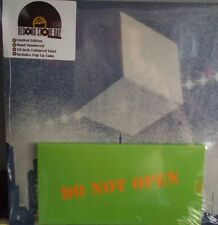 "THE MAGIC CUBE 9 PSYCHEDELIC GREATS + POP-UP CUBE 10"" VINYL RSD 2017 SEALED"