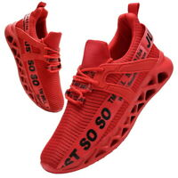 Women's Running Shoes Athletic Tennis Blade Non-slip Walking Sneakers JUST SO SO