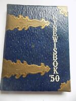1950 Kynewisbok GUTHRIE HIGH SCHOOL Yearbook Annual Guthrie Oklahoma