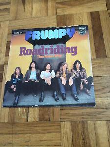 "RARE Krautrock 7"",FRUMPY/Inga Rumpf,Roadriding, ungespielt???"