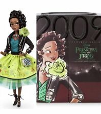 DISNEY DESIGNER COLLECTION PREMIERE SERIES Doll TIANA NRFB NEW