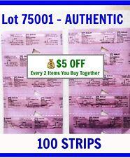 100 Abbott Blood Ketone Test Strips for PRECISION XTRA Meter 07/2020 KETO