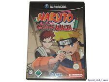 ## Naruto - Clash of Ninja (Deutsch) Nintendo GameCube / GC Spiel - TOP ##
