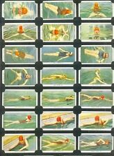 Sports Reproduction Collectable Cigarette Cards