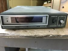 KENWOOD digital display model DG-5 (this is for the TS-520S ham CB), used