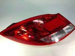 2011 - 2012 Buick Regal LH Driver Side Tail Light OEM