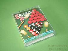 Snooker & Pool Commodore 64 (C64) Game - Gremlin (DCC)