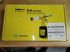 Marson Arconic Valuerivet V 4 M79060 14 Diameter Pneumatic Rivet Tool