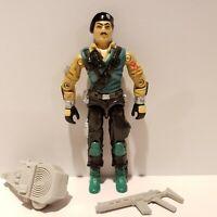 G.I. Joe ARAH 1986 DIAL-TONE Action Figure Complete NEAR PERFECT MINT+++!!!