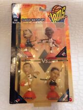 NBA Jams Classic Match-Ups 1999 Basketball Players Figures Collectors Toy Jordan