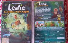 Leafie - La Storia Di Un Amore DVD EAGLE PICTURES