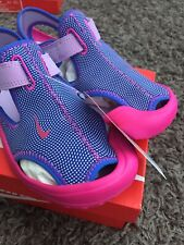 295e3201930a Nike Sunray Protect Sandals Shoes Kids Child Girls Beach Holiday Summer UK  1