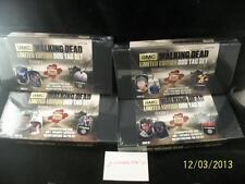 2013 AMC Walking Dead Dog Tag Set Limited Editon #/3000 Relic Costume SP