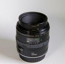 Canon EF Compact-Macro Lens 2,5/50 Makroobjektiv