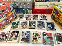 300 SPORTS CARDS LOT! Huge collection, 1970s-2020. Many stars, rookies!