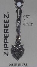 Biker Zipper Pull - Devil-  G010703  --