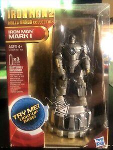 Iron Man 2 Mark I Hasbro Hall of Armor Collection Action Figure MIB 2010