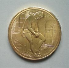 UK, John Pinches, Silver Proof , Shakespeare Medal, 45 mm , 41 gr {E680}