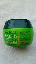 Garnier Fructis Style Soft Curl Cream (Strong) 5 oz for shapely frizz-free curls